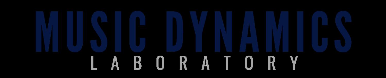 Music Dynamics Laboratory